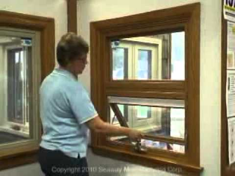 Awning Windows Operation Amp Cleaning Youtube