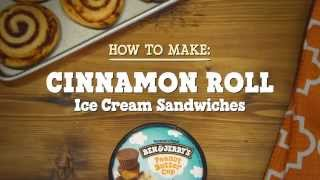 Cinnamon Roll Ice Cream: How To Make  Ben & Jerrys