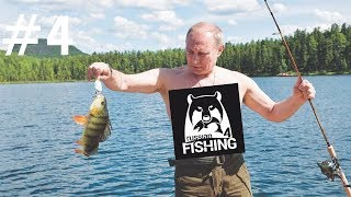 Russian Fishing 4 — Piękny Wtorek ? Niee deszcz