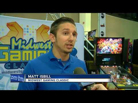 Midwest Gaming Classic invites gamers to Wisconsin Center