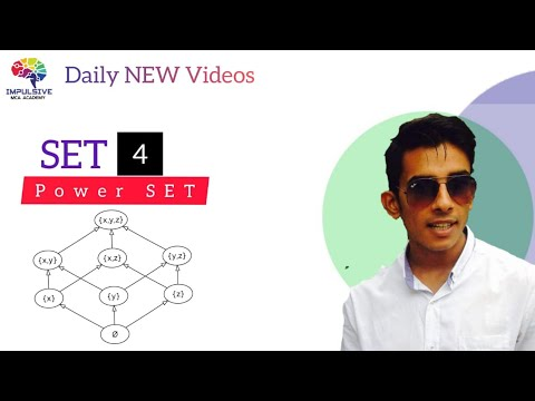 NIMCET: Sets L4 | Powersets | Class 11 | Nitesh Sahu Sir | Impulsive Mca Academy
