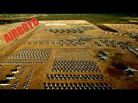 The Boneyard - Yesterday's Air Force