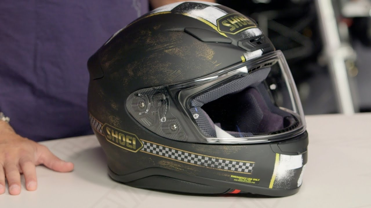Shoei RF 1200 Terminus Helmet Review at RevZilla