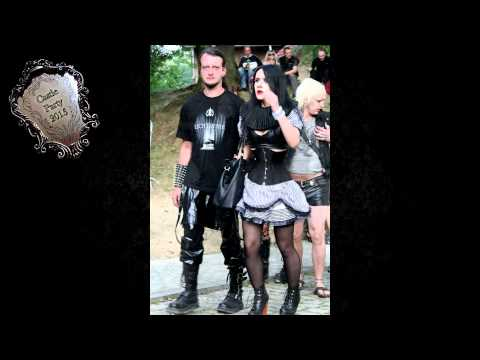 Castle Party 2015 - Slideshow - Gothic Fashion