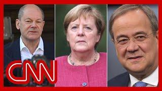 Germany votes for Angela Merkel's successor