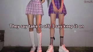 Girls In Bikinis // Poppy { lyrics }