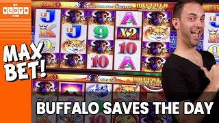 🐃 BUFFALO to the RESCUE!!! 💰 $1500 @ Cosmo Las Vegas ✪ BCSlots (S. 3 • Ep. 4)