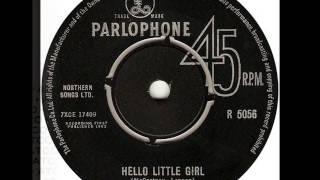 The Fourmost - Hello Little Girl (1963)