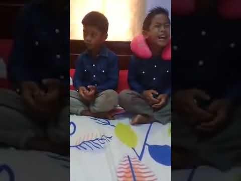 Kembar Viral Sandakan - Tak Tahu Malu (Atsmofera) + Mimpi Indah (Apit)