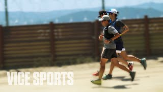 Top Ultra Runners Explore the US-Mexico Border