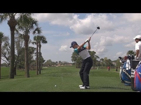 SCOTT LANGLEY – 2014 DRIVER GOLF SWING REG & SLOW MOTION 1080p HD