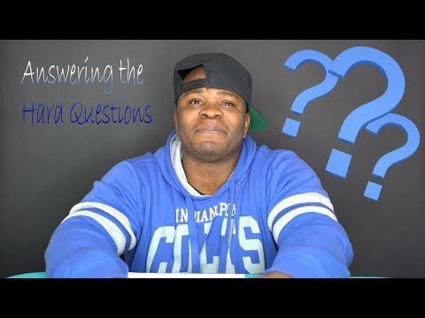 Answering the Hard Questions..  Q&A from Social Media