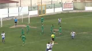 Calcio: Siderno-Parenti 1-0 , il Siderno è in promozione decide Mimmo Serra....