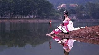 """Snow""Japan Relaxing Music,japanese traditional, Background Music,,shamisen,koto,Instrumental."