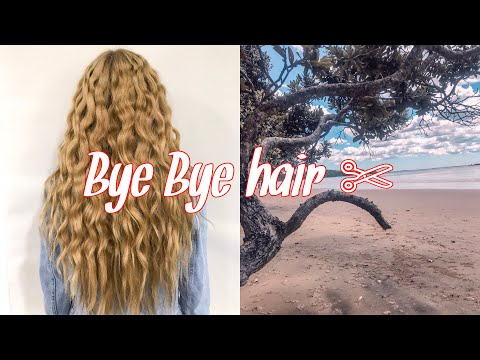 Ich schneide meine HAARE AB, Hochzeitseinblicke - Neuseeland Vlog 5 | Basiccouture