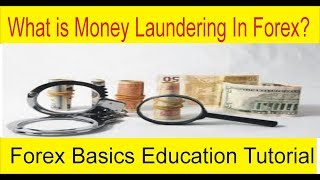 What is Money Laundering In Foreign Exchange Business | Tani Forex Basics Information Urdu Tutorial
