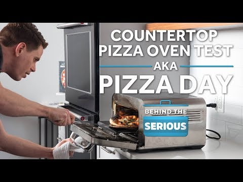 We Tested Breville's Countertop Pizza Oven | Serious Eats