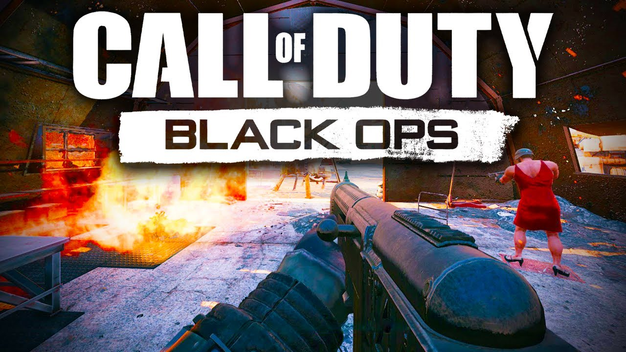 Black Ops Cold War Official Trailer Leaked Online Youtube