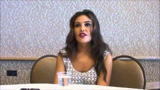 The Originals Interview with Danielle Campbell on Season 2 Thumbnail