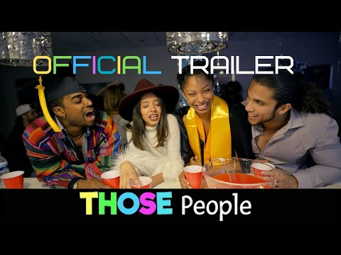 Those People Show (Web Series) Trailer 2019
