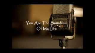 You Are The Sunshine of My Life (Jazz Cover by Carlson Duazo Avila)