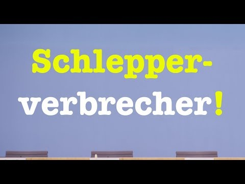 14. August 2017 - Komplette Bundespressekonferenz