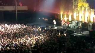 Die Toten Hosen - Intro & Ballast der Republik live in Frankfurt 2012