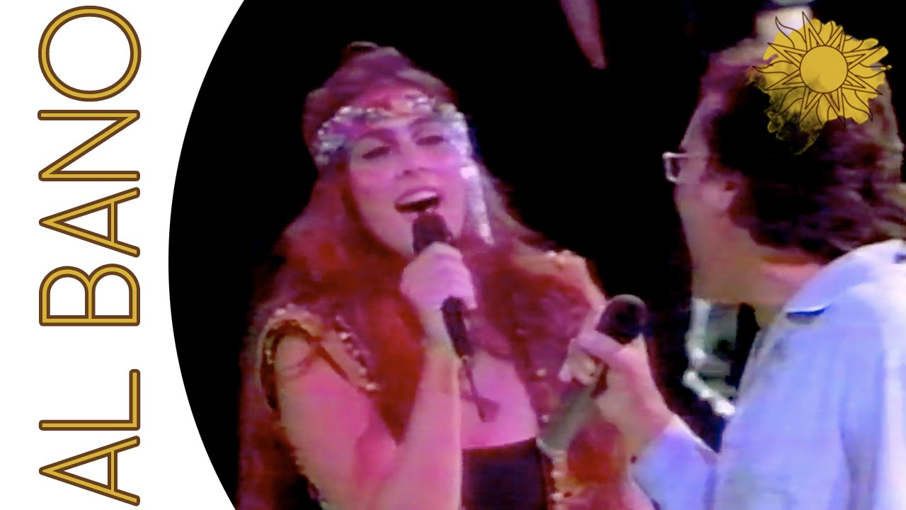 Al Bano E Romina Power Cara Terra Mia Youtube