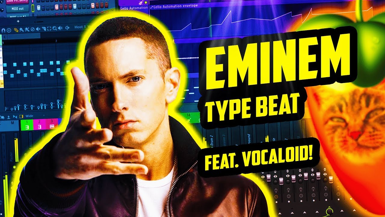 HOW TO MAKE AN EMINEM TYPE BEAT [FREE FLP]