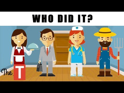10 Mystery Riddles Only the Smartest 5% Can Solve