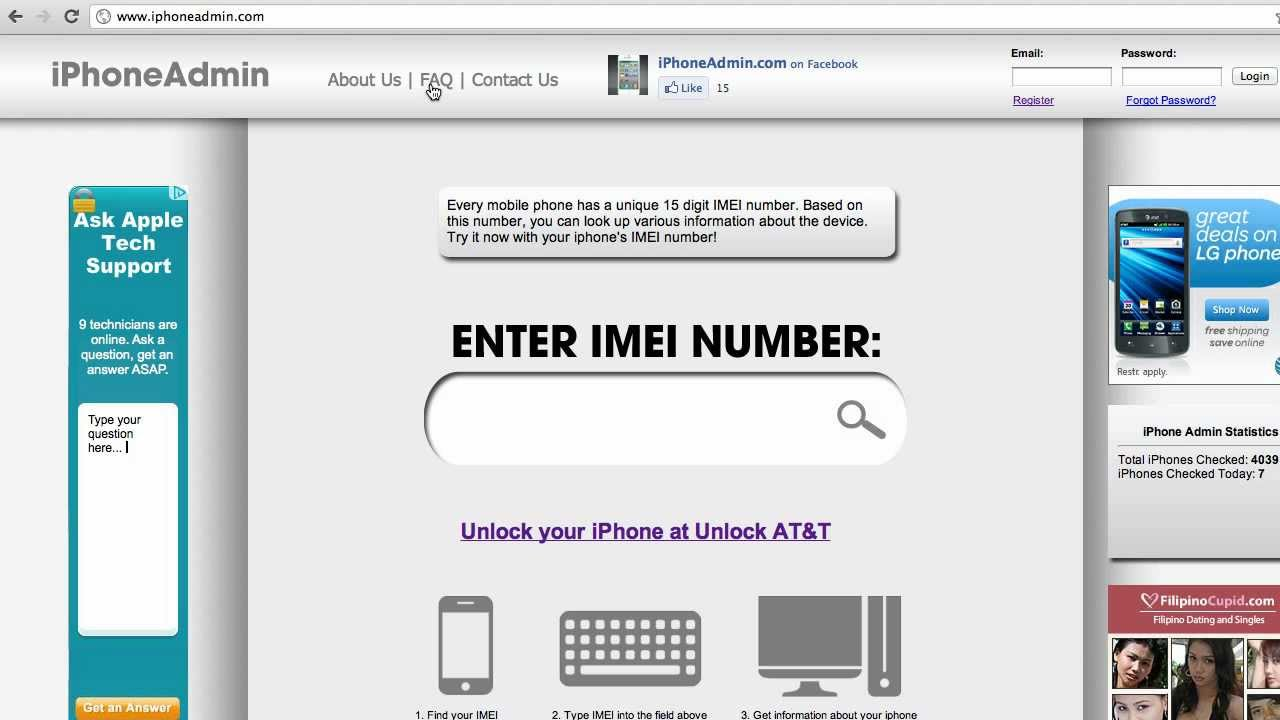 how do you unlock a locked iphone quot is my iphone unlocked quot check sim lock carrier warranty 8653