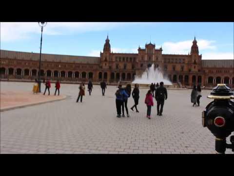 SEVILLA TRIP SPAIN TRAVEL