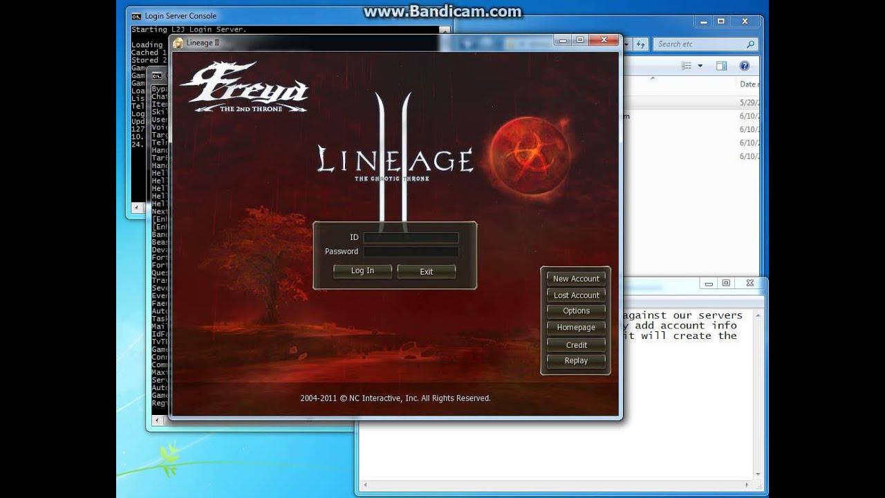 Бесплатный хостинг для сервер lineage 2 выбор хостинга советы