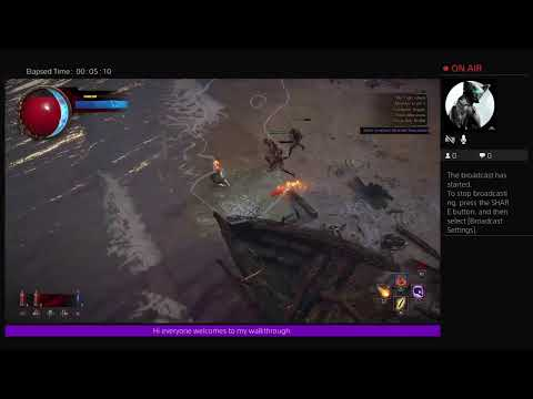 Path of exile witch of dead  walkthrough part 1