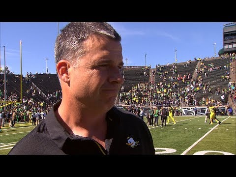 New Oregon coach Mario Cristobal on parting message after spring practices: 'Culture never sleeps'