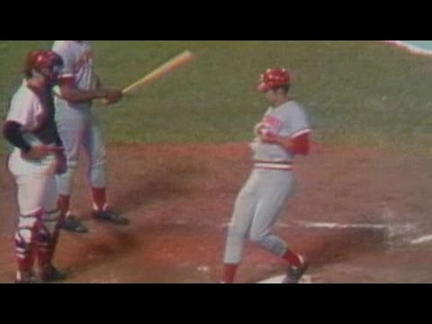 1975WS Gm6: Geronimo's home run extends Reds lead