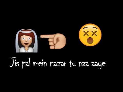 whatsapp status video (kash wo pal paida hi na ho)