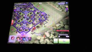 Clash Of Clans 1 000 000 milionen loot ( Weltrekord in Bronze)