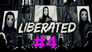 Liberated - El gobierno nos ha estado vigilando - Cap. 04 - Gameplay en español