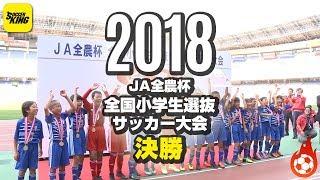 小学生サッカー「春の日本一」を決める「JA全農杯 全国小学生選抜サッカ...