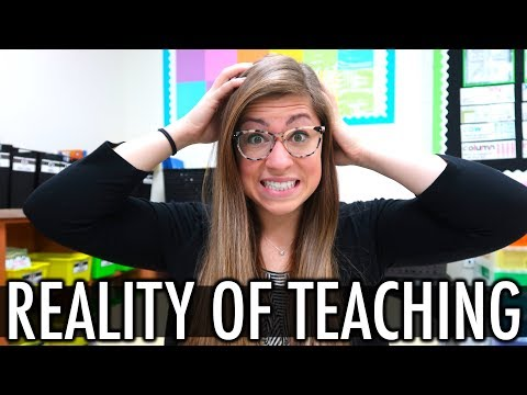 What Is Teaching Really Like? | Pocketful of Primary