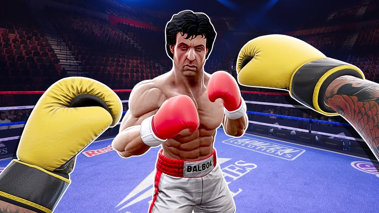 Download I Fought Rocky Balboa and This Happened - Creed Rise to Glory VR Rocky Legends DLC Update 👊