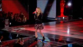 Avril Lavigne Hot   WMA 2007