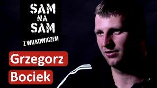 """Grzegorz Bociek w """"Sam na sam z Wilkowiczem"""": W klubie powiedziałem tylko: mam jakiś syf"""