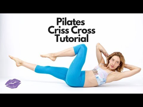 Criss Cross on the Mat | Online Pilates Classes