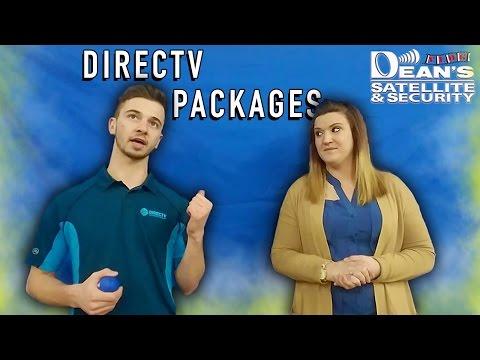 Breaking down DIRECTV Packages under 3 minutes.