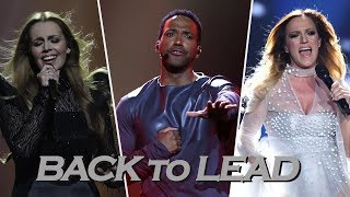 EUROVISION ARTISTS who were as BACKING SINGERS BEFORE their ...