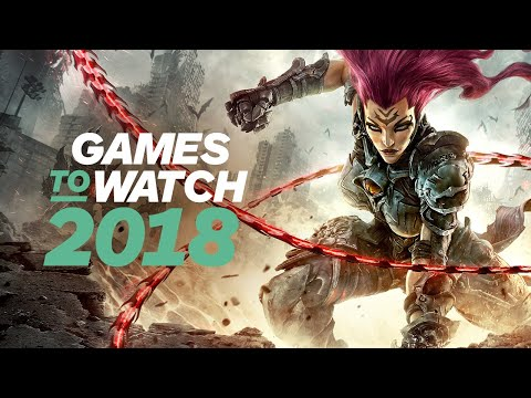 Darksiders 3: Fighting a Lava Brute  IGN First