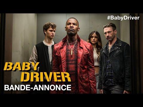 Baby Driver  Première bandeannonce  VF