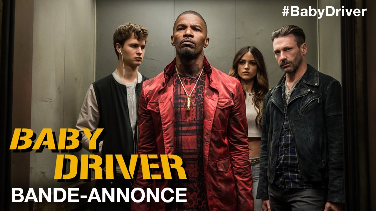 Baby Driver - Première bande-annonce - VF